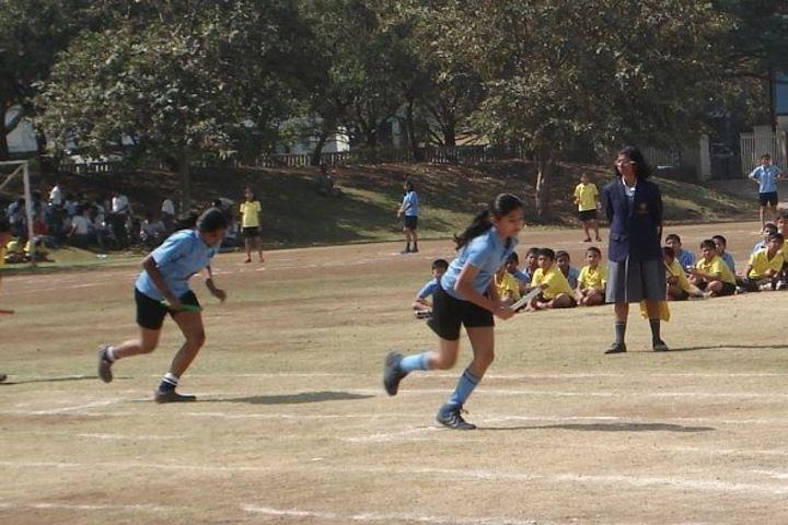 Vidya Pratishthans Magarpatta City Public School-Sports
