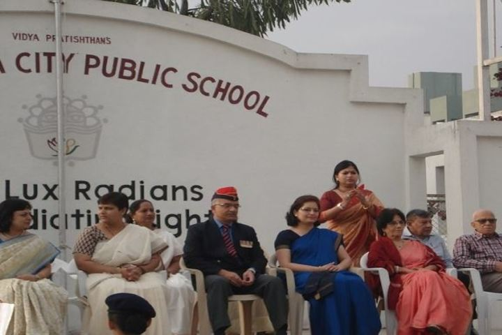 Vidya Pratishthans Magarpatta City Public School-Staff