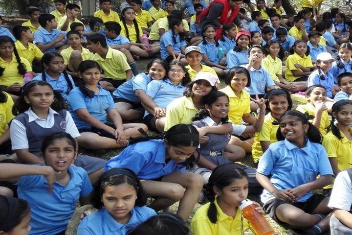 Vidya Pratishthans Magarpatta City Public School-Students