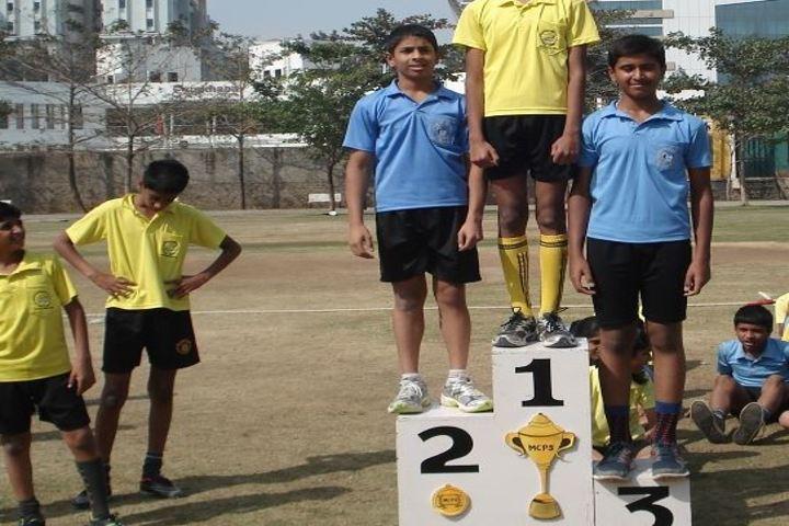 Vidya Pratishthans Magarpatta City Public School-Winners