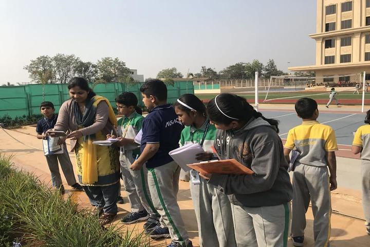 Ashoka Universal School-Educational Trip