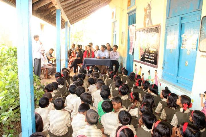 Ashoka Universal School-Students