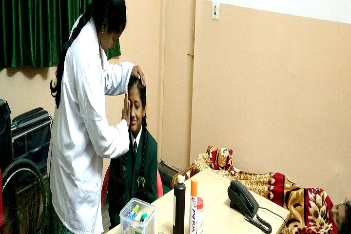 Delhi Public School-Medical Check Up