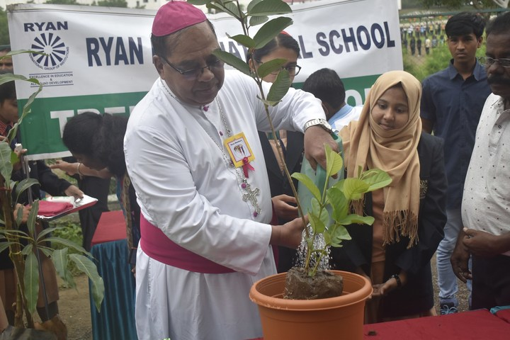 Ryan International School-Environment Day