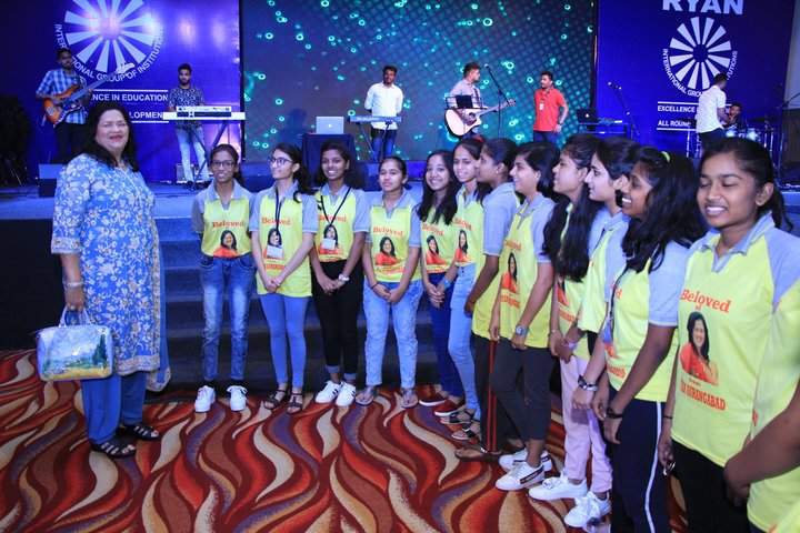 Ryan International School-Music Event