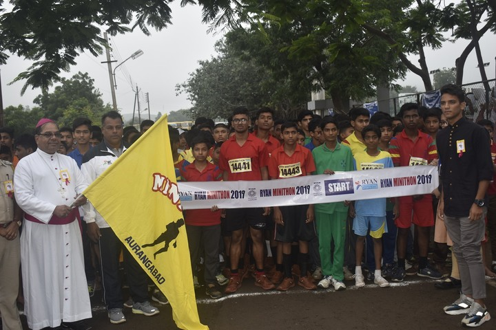 Ryan International School-Rally