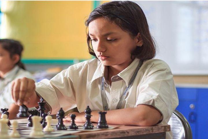 Avalon Heights International School-Chess