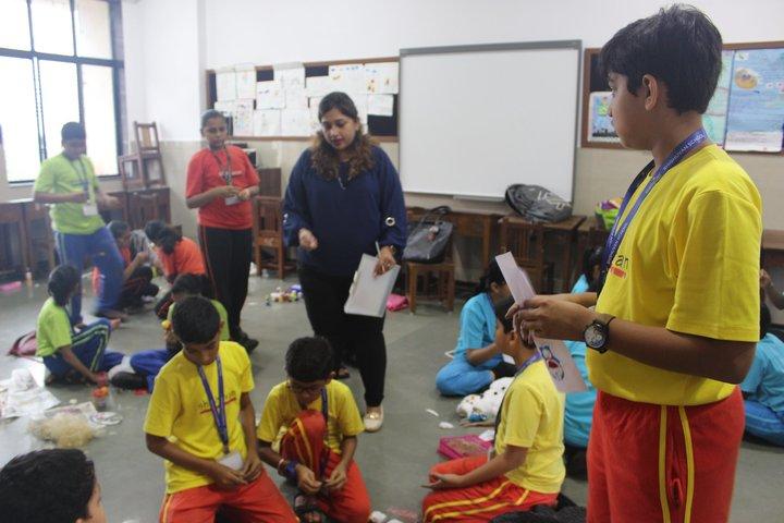 Shishuvan English Medium School-Drawing Room