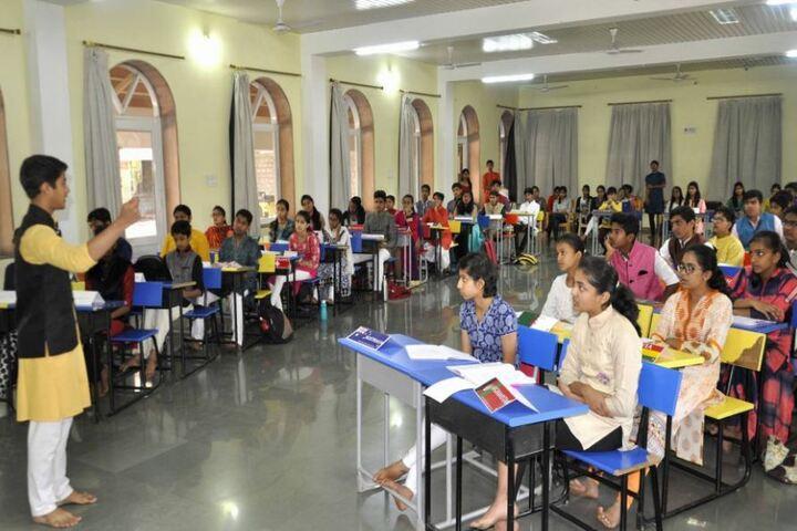 Anubhuti School-Classroom