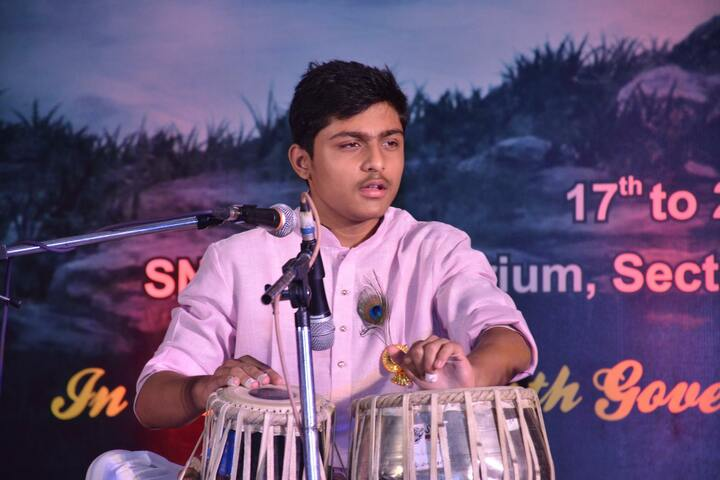 Anubhuti School-Music