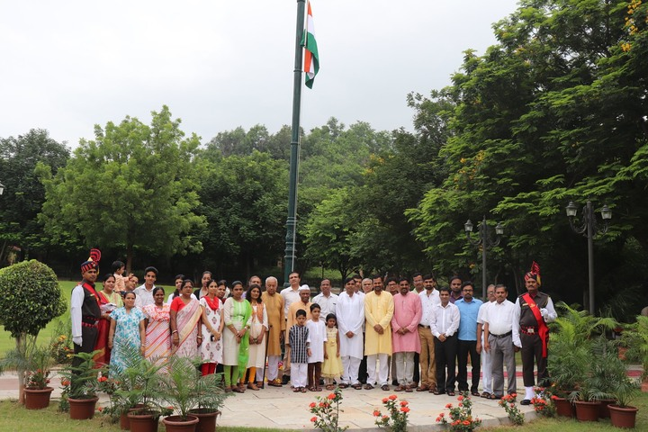 Anubhuti School-Republic Day