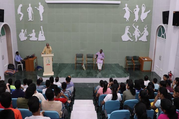 Anubhuti School-Seminar