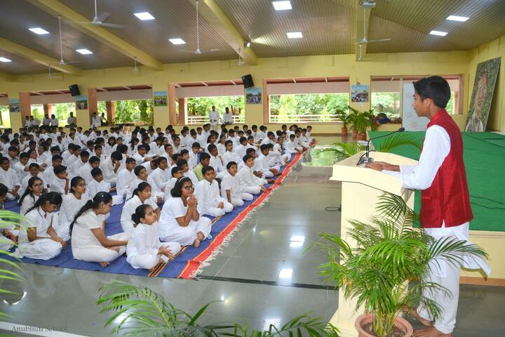 Anubhuti School-Yoga Classes