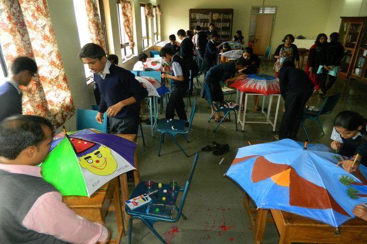 St Xaviers High School-Drawing Room