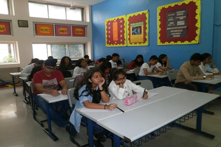 N  L Dalmia High School-Exam Hall