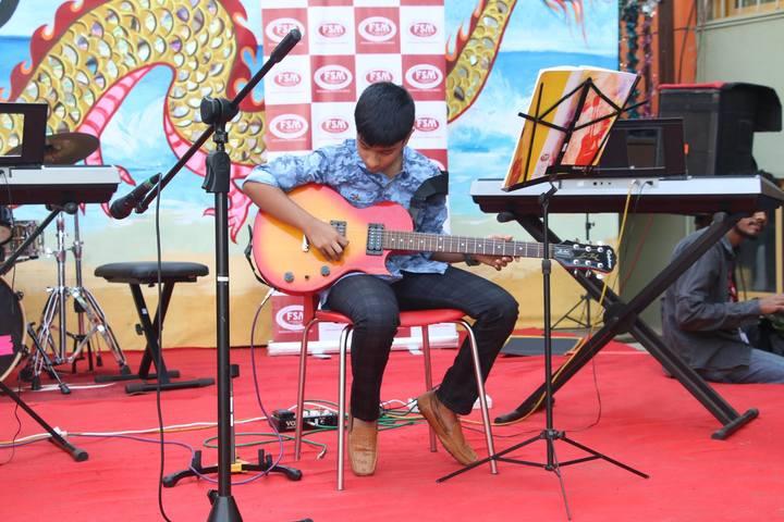 N  L Dalmia High School-Music