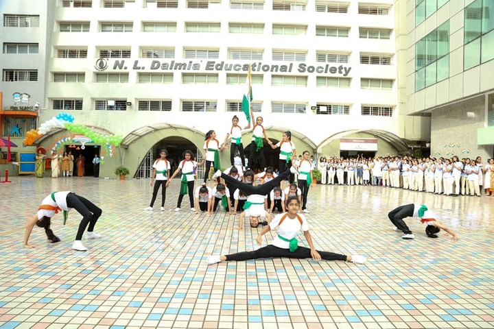 N  L Dalmia High School-Republic Day