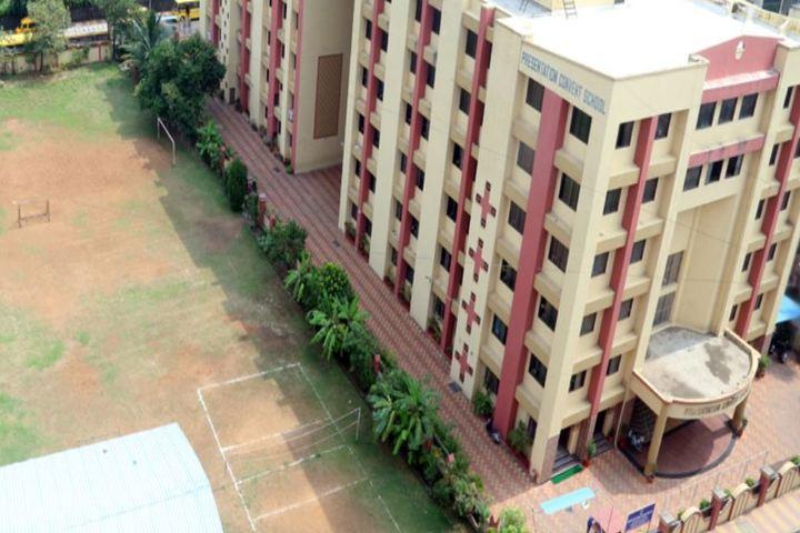 Presentation Convent School-Campus