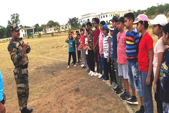 Delhi Public School-Camp