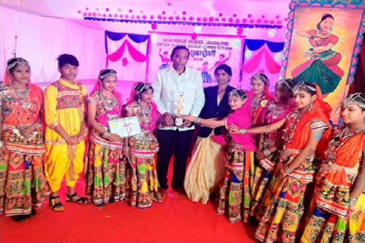 Delhi Public School-Cultural Dance
