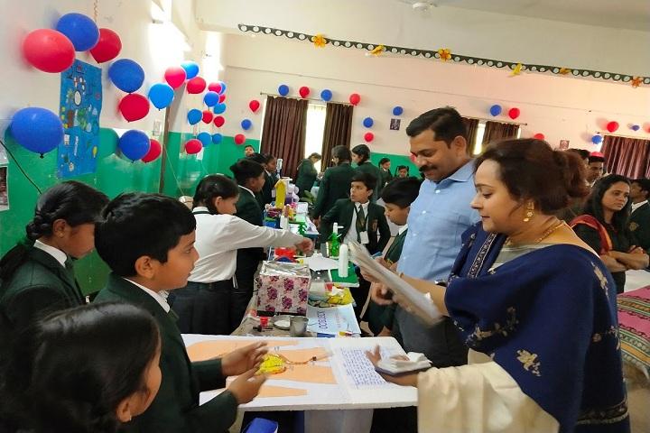 Delhi Public School-Science Exhibition