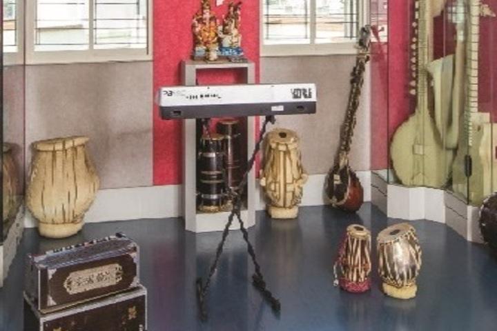 Childrens Academy-Music Room
