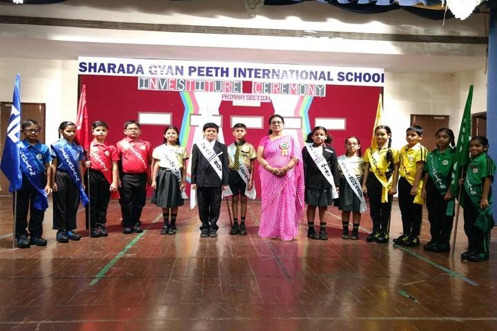 Sharada Gyan Peeth International School-Ceremony
