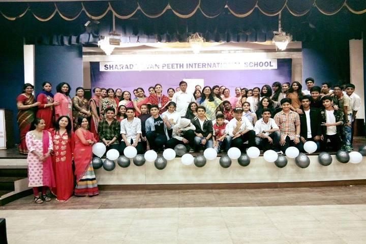Sharada Gyan Peeth International School-Childrens Day