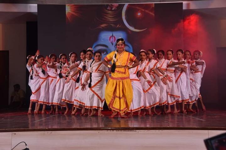 Sharada Gyan Peeth International School-Dance