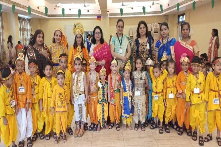 Sharada Gyan Peeth International School-Festival Celabrations