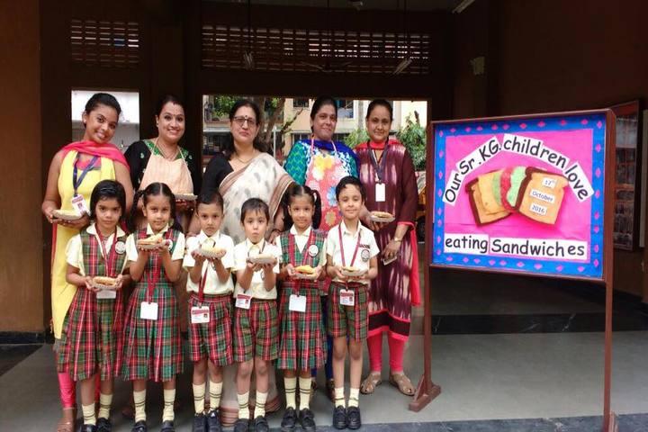 Sharada Gyan Peeth International School-Food Festival