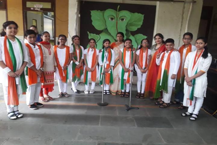 Sharada Gyan Peeth International School-Independance Day