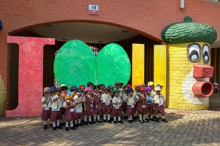 Sharada Gyan Peeth International School-School Trip