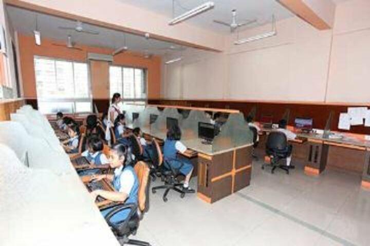 Sadhu Vaswani International School-Computer Lab