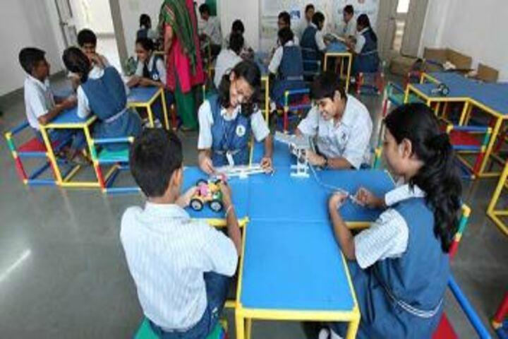 Sadhu Vaswani International School-Mexus Lab