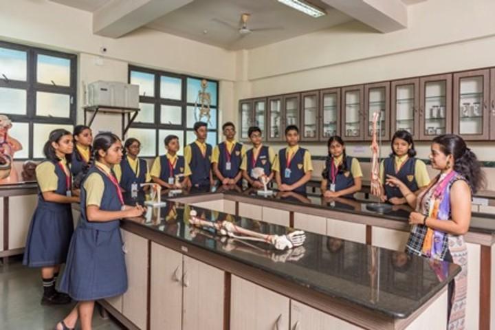 St Johns High School-Science Lab