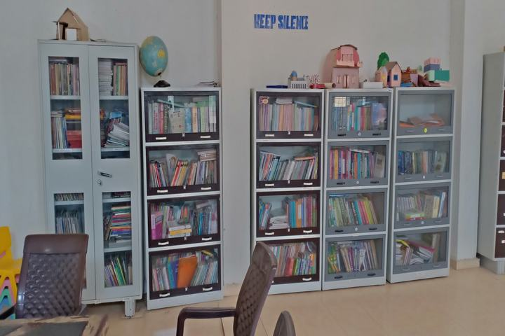Delhi Public School Kawardha-Library