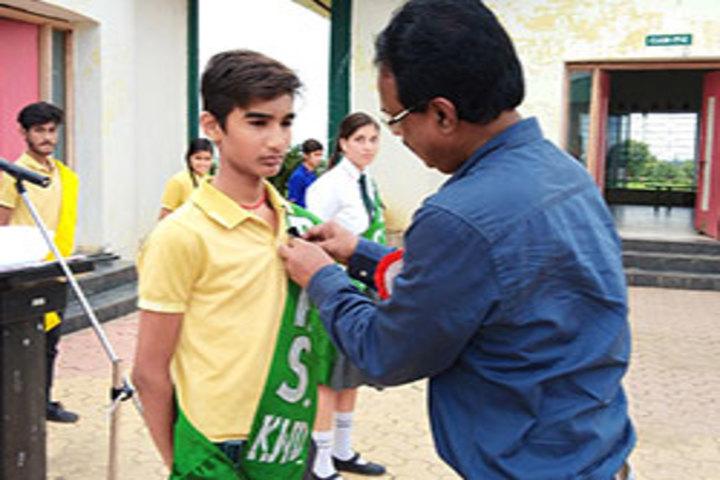 Delhi Public School Kawardha-Student