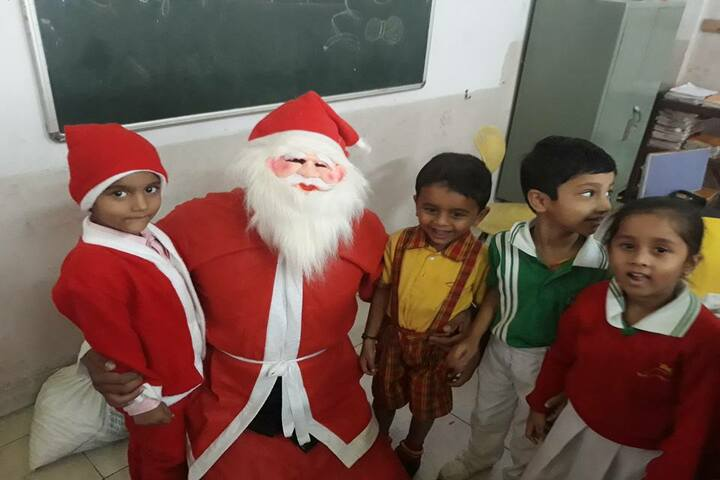 North Point School-Christmas