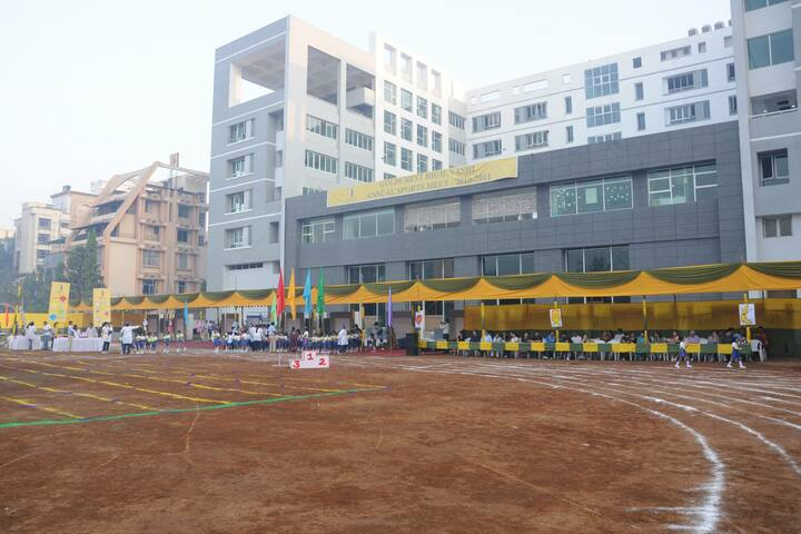 Goldcrest High-Campus