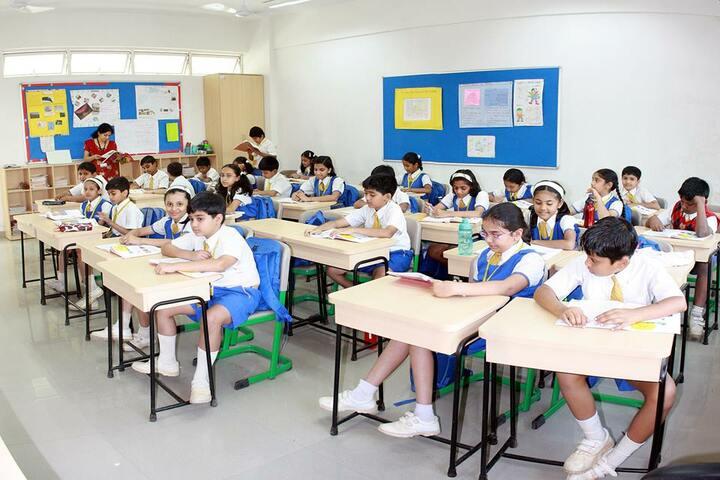 Goldcrest High-Classroom