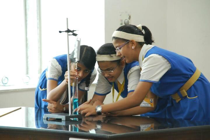 Goldcrest High-Physics Lab
