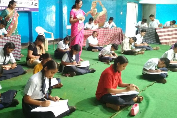 Jawahar Navodaya Vidyalaya-Creative Writing