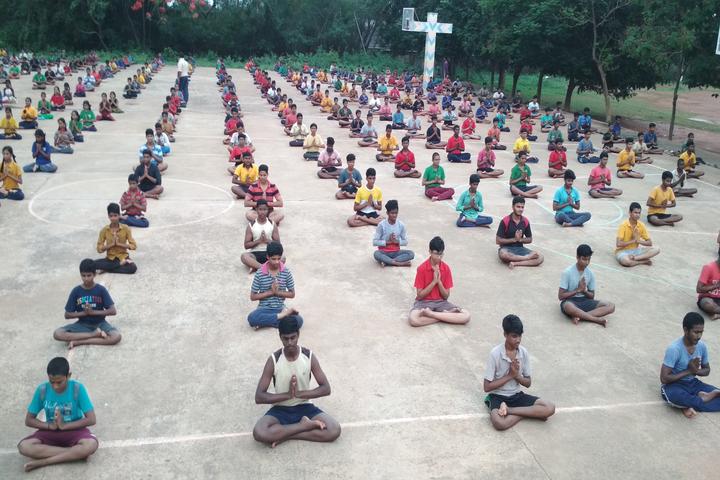 Jawahar Navodaya Vidyalaya-Meditation