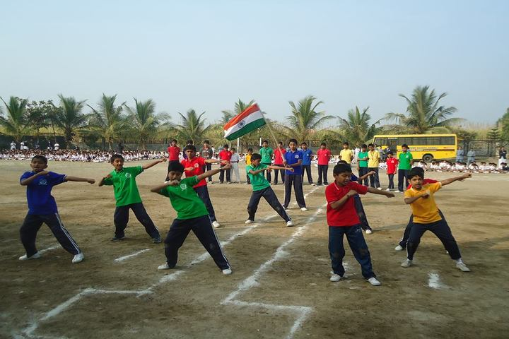 Santhome School-Independance Day