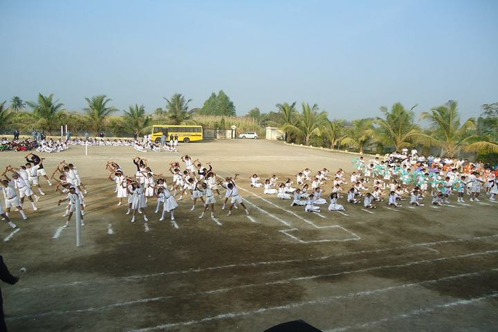 Santhome School-Yoga