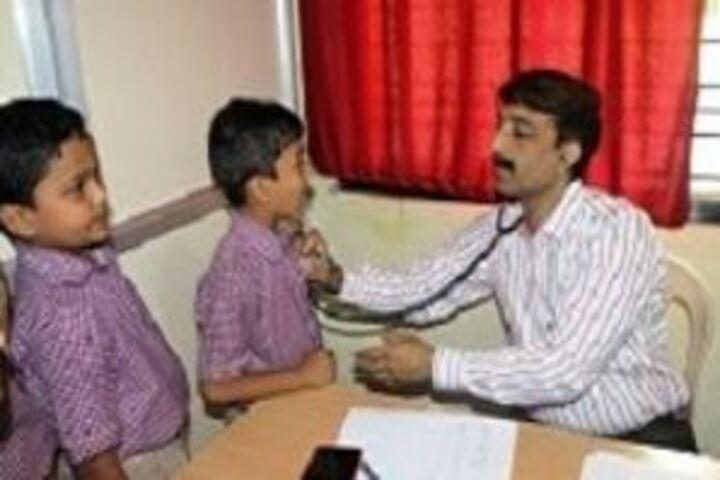 St Thomas English Medium School-Medical Checkup