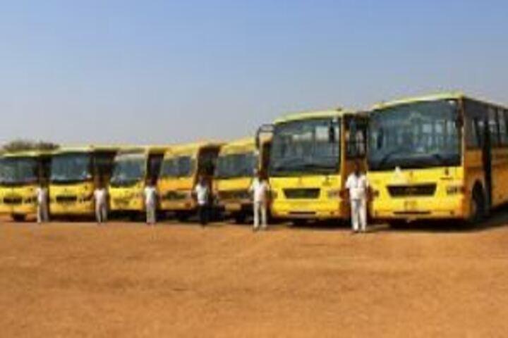 St Thomas English Medium School-Transport