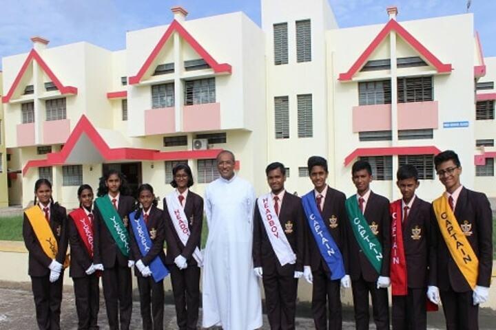 St Thomas English Medium School-Winners