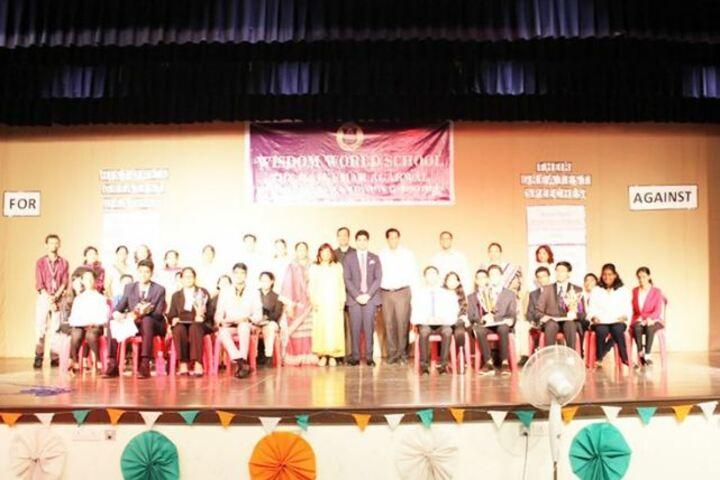 Wisdom World School-Annual Day
